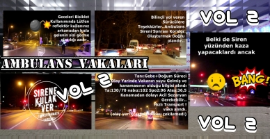 Ambulans Vakaları Vol2 HD