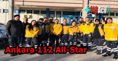 Ankara112 ALL STAR AMBULANS YARIŞI
